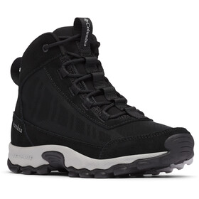 Columbia Flow Borough Mid-Cut Schuhe Jugend black/steam